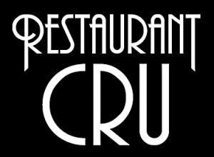 Restaurant CRU Den Haag — Logo